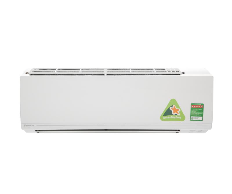 Máy lạnh Daikin Inverter 1.0 HP ATKC25UAVMV. Tiện ích:Chế độ chỉ sử dụng quạt - không làm lạnh, Hoạt động chống nấm mốc, Hoạt động siêu êm, Chức năng hút ẩm, Thổi gió dễ chịu (cho trẻ em, người già)