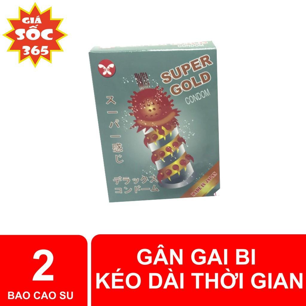 BAO CAO SU SIÊU GAI NHẬT BẢN SUPERGOLD