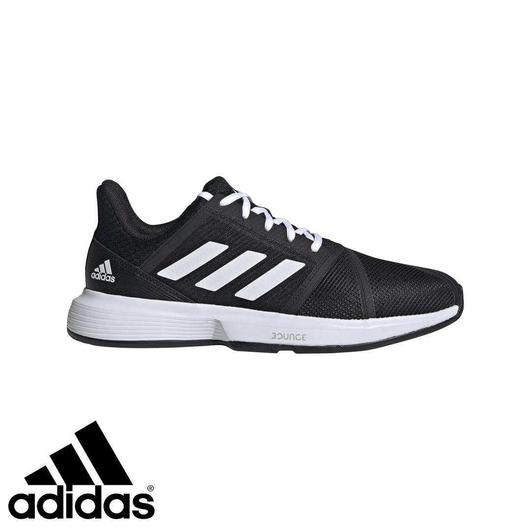 Bảng giá adidas Giày thể thao tennis nam CourtJam Bounce M EG1136