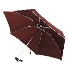 Giá Bán Folding Classic Umbrella Rain Durable Umbrella Coffee Not Specified Trung Quốc