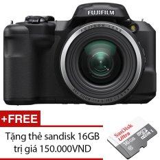 Giá Bán Fujifilm Finepix S8600 16 0Mp Va Zoom Quang 36X Đen Tặng 1 Thẻ Nhớ Sandisk 16Gb Nhãn Hiệu Fujifilm