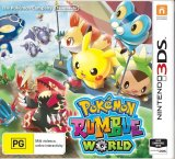 Ôn Tập Game Pokemon Rumble World Nintendo 3Ds Us Trong Vietnam