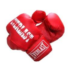 Cửa Hàng Găng Đấm Boxing Everlast Đỏ Hoặc Xanh Rẻ Nhất