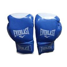 Găng đấm boxing Everlast L1 (Xanh)