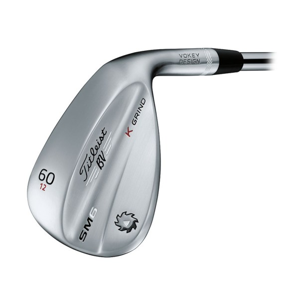 Gậy Golf Titleist Wedge SM6 60 độ Tay phải