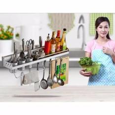 Hình ảnh Giá treo đồ nhà bếp (Bạc)