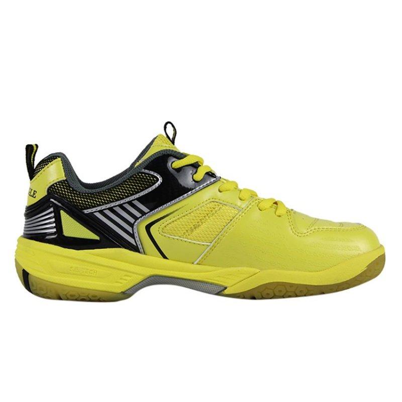 Giày cầu lông Eagle E3618 (Vàng)