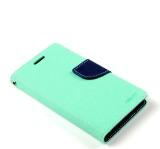 Bán Hang Nhập Khẩu Mercury Fancy Diary Bao Da Samsung Galaxy S4 Mau Mint Mercury Có Thương Hiệu