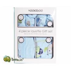 Hộp quà sơ sinh YooKiDoo
