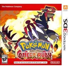 Giá Bán Đĩa Game Nintendo Pokemon Omega Ruby Xanh Rẻ