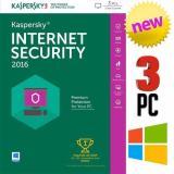 Mua Kaspersky Internet Security 3Pc Box Rẻ Trong Hồ Chí Minh