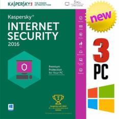 Giá Bán Kaspersky Internet Security 3Pc Box Kaspersky Nguyên