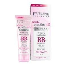 Ôn Tập Kem Bb Cream Trắng Da Đa Tac Dụng White Prestige 4D Eveline 50Ml Eveline