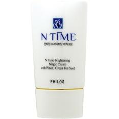 Mua Kem Dưỡng Ẩm Trắng Da Ban Ngay Ntime Brightening Magic Cream 50Ml Trực Tuyến Rẻ