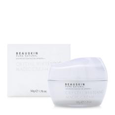 Kem Dưỡng Trắng Da Beauskin Crystal Whitening Magic Cream 50Ml Hang Chinh Hang Mới Nhất