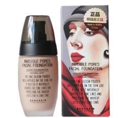 Hình ảnh Kem nền Beauskin Invisible Pores Facial Foundation 45ml # 21 Nude Beige