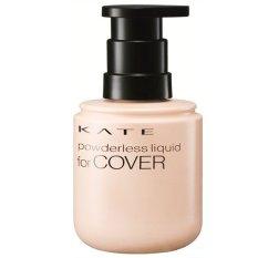 Hình ảnh Kem nền che khuyết điểm Kate Powderless Liquid for Cover Kanebo 30g