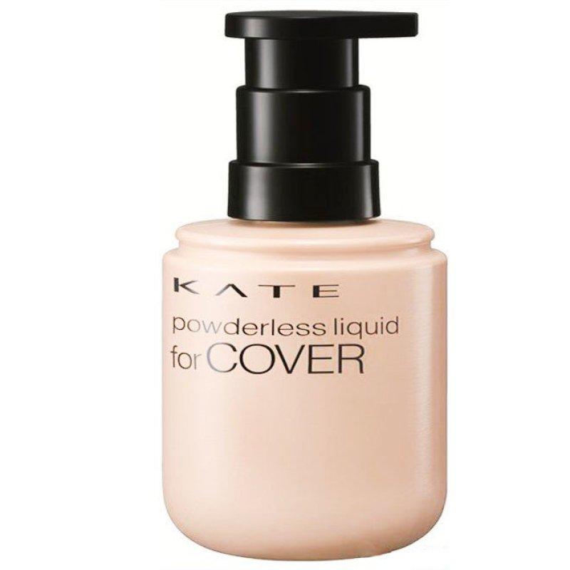 Kem nền che khuyết điểm Kate Powderless Liquid for Cover Kanebo 30g