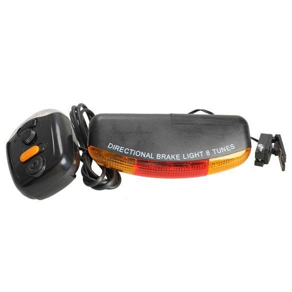 Bộ kèn và đèn tín hiệu gắn xe đạp LVH0000