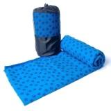 Ôn Tập Khăn Trải Thảm Tập Yoga Với Hạt Pvc Chống Trơn Đ H101 Getfit Gym Yoga Trong Hà Nội