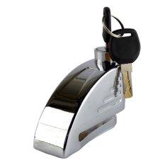 Khoa Đĩa Co Bao Động Am Thanh Chống Trộm Alarm Disc Lock Nc303 Trắng Hà Nội Chiết Khấu