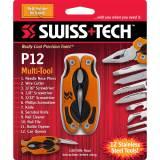 Ôn Tập Kim Đa Năng Swisstech P12 Pocket Multi Tool 12 In 1 Mới Nhất