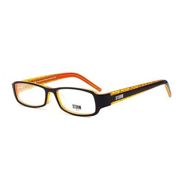 Giá bán Kính mắt nữ STORM  ST0110 10 (Đen phối cam)