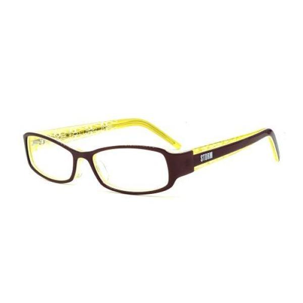 Giá bán Kính mắt nữ STORM   ST0110 80 (Đen phối vàng)