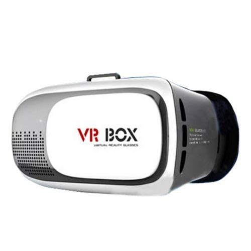 Kính thực tế ảo 3D VR-Box phiên bản 2 (Trắng phối đen)