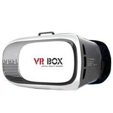 Hình ảnh Kính thực tế ảo Growntech VR Box (Đen trắng)