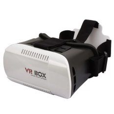 Hình ảnh Kính thực tế ảo VR BOX 3D phiên bản 2018 (Trắng đen)