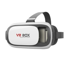 Hình ảnh Kính VR Box mẫu 2 (Trắng)