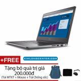 Giá Bán Laptop Dell Vostro 5468 I7 7500U 14Inches Win 10 Bản Quyền Tặng Balo Tui Chống Sốc Chuột Hang Nhập Khẩu Rẻ