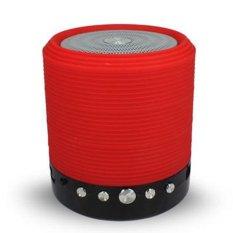 Mã Khuyến Mại Loa Bluetooth Đa Năng Khong Day Ws 631 Đỏ Rẻ