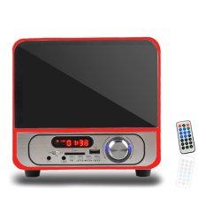 Mua Loa Bluetooth Suntek A18 Đỏ Đen Hà Nội