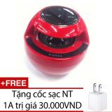 Bán Loa Bluetooth Wster Ws 136 Đỏ Tặng 1 Cốc Sạc Nt 1A Vietnam Rẻ