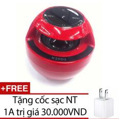 Bán Loa Bluetooth Wster Ws 136 Đỏ Tặng 1 Cốc Sạc Nt 1A Nguyên