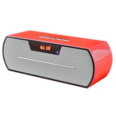 Cửa Hàng Loa Bluetooth Wster Ws Y69B Đỏ Wster Trực Tuyến
