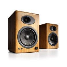 Giá Bán Loa Bookshelf Audioengine A5 Carbonized Solid Bamboo Audioengine Mới
