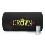 Mã Khuyến Mại Loa Crown Cỡ Số 6 Kiểu Bẹt Đen Rẻ