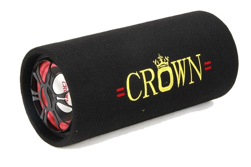 Loa Crown số 8 kiểu tròn