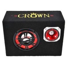 Ôn Tập Loa Di Động Đa Năng Nghe Nhạc Qua Usb Thẻ Nhớ Am Thanh Hay Crown Vuong Số 6