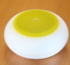 Loa mini bluetooth Speaker A6 (Vàng)