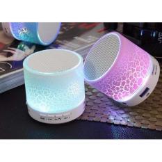 Loa Mini Speaker có Đèn Led kết nối Bluetooth