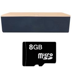 Loa Nghe Nhạc Bluetooth Ml53U Vang Thẻ Nhớ 8 Gb Hang Nhập Khẩu Oem Chiết Khấu