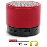 Loa Nghe Nhạc Kết Nối Bluetooth Đỏ Tặng Gia Đỡ Điện Thoại Hongkong Electronics Chiết Khấu 50