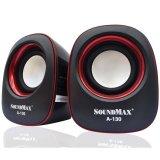 Bán Mua Trực Tuyến Loa Soundmax A130 2 Đỏ