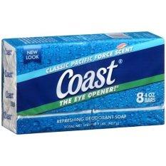 Lốc 8 Xa Bong Coast 113G Coast Chiết Khấu 30