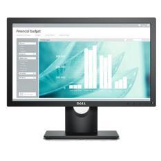 Màn hình vi tính LCD DELL 18.5inch – Model E1916HV (Đen)
