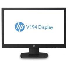 Màn hình vi tính LCD HP 18.5inch  – Model V194 (Đen) - Hàng nhập khẩu